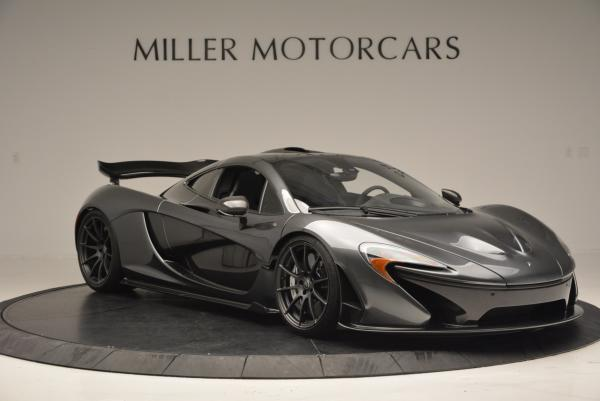 Used 2014 McLaren P1 Coupe for sale Call for price at Maserati of Westport in Westport CT 06880 14