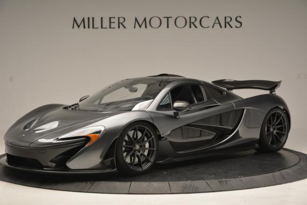Used 2014 McLaren P1 Coupe for sale Call for price at Maserati of Westport in Westport CT 06880 2