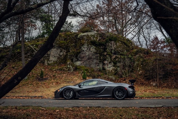 Used 2014 McLaren P1 Coupe for sale Call for price at Maserati of Westport in Westport CT 06880 21