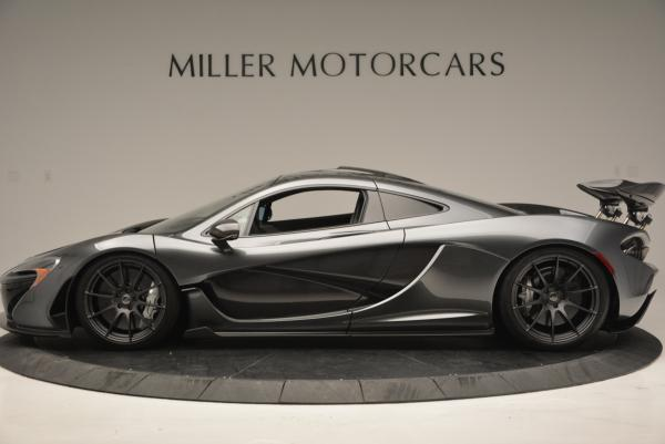 Used 2014 McLaren P1 Coupe for sale Call for price at Maserati of Westport in Westport CT 06880 3