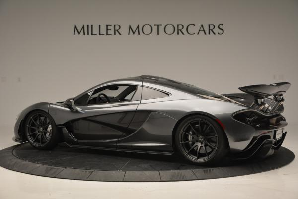 Used 2014 McLaren P1 Coupe for sale Call for price at Maserati of Westport in Westport CT 06880 4