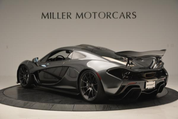 Used 2014 McLaren P1 Coupe for sale Call for price at Maserati of Westport in Westport CT 06880 5