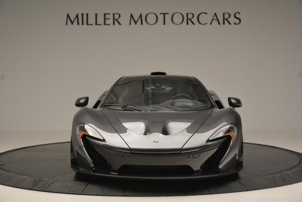 Used 2014 McLaren P1 Coupe for sale Call for price at Maserati of Westport in Westport CT 06880 7