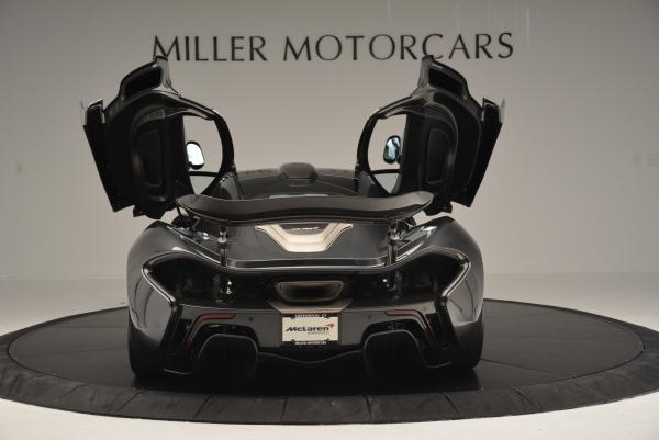Used 2014 McLaren P1 Coupe for sale Call for price at Maserati of Westport in Westport CT 06880 8