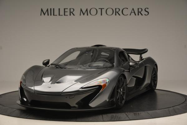 Used 2014 McLaren P1 Coupe for sale Call for price at Maserati of Westport in Westport CT 06880 1