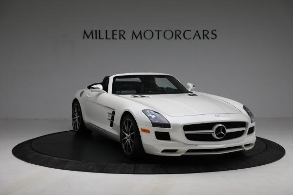 Used 2012 Mercedes-Benz SLS AMG for sale $159,900 at Maserati of Westport in Westport CT 06880 10