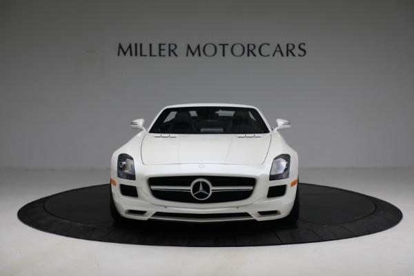 Used 2012 Mercedes-Benz SLS AMG for sale $159,900 at Maserati of Westport in Westport CT 06880 11