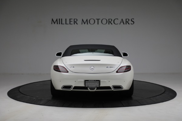 Used 2012 Mercedes-Benz SLS AMG for sale $159,900 at Maserati of Westport in Westport CT 06880 13