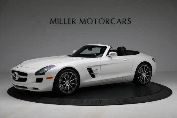 Used 2012 Mercedes-Benz SLS AMG for sale $159,900 at Maserati of Westport in Westport CT 06880 2