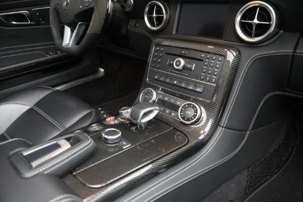 Used 2012 Mercedes-Benz SLS AMG for sale $159,900 at Maserati of Westport in Westport CT 06880 21