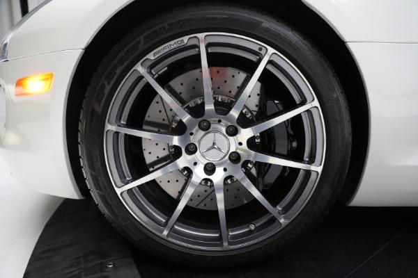 Used 2012 Mercedes-Benz SLS AMG for sale $159,900 at Maserati of Westport in Westport CT 06880 23