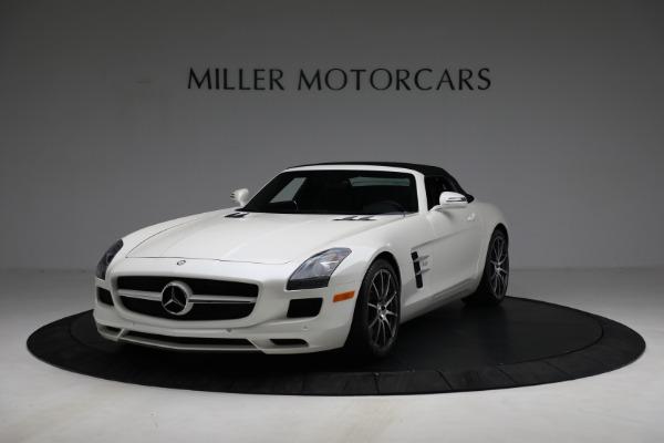 Used 2012 Mercedes-Benz SLS AMG for sale $159,900 at Maserati of Westport in Westport CT 06880 3
