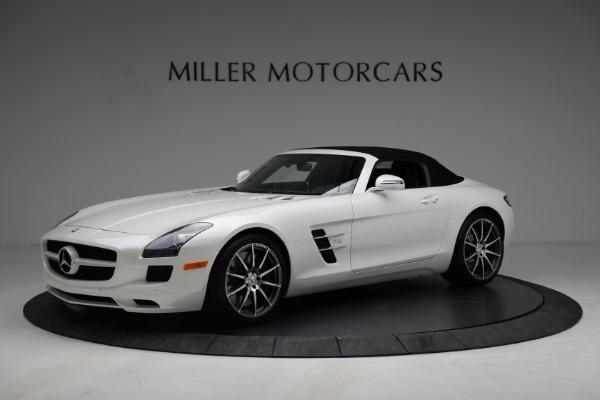 Used 2012 Mercedes-Benz SLS AMG for sale $159,900 at Maserati of Westport in Westport CT 06880 4