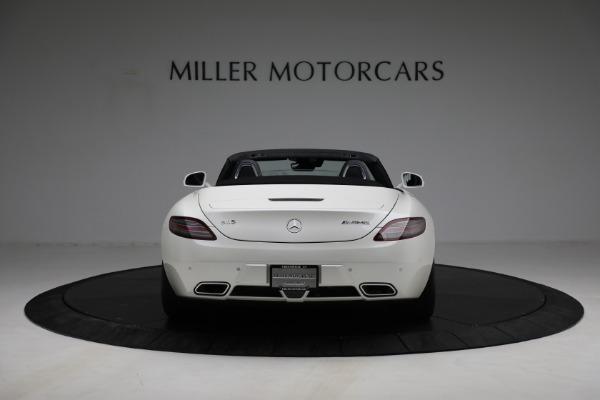 Used 2012 Mercedes-Benz SLS AMG for sale $159,900 at Maserati of Westport in Westport CT 06880 6
