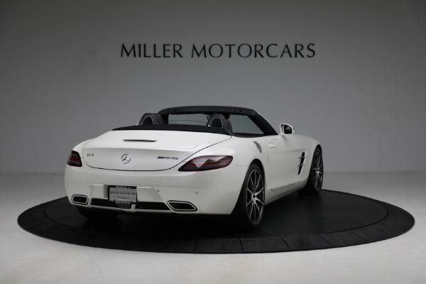 Used 2012 Mercedes-Benz SLS AMG for sale $159,900 at Maserati of Westport in Westport CT 06880 7