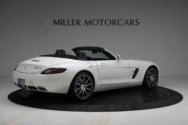 Used 2012 Mercedes-Benz SLS AMG for sale $159,900 at Maserati of Westport in Westport CT 06880 8
