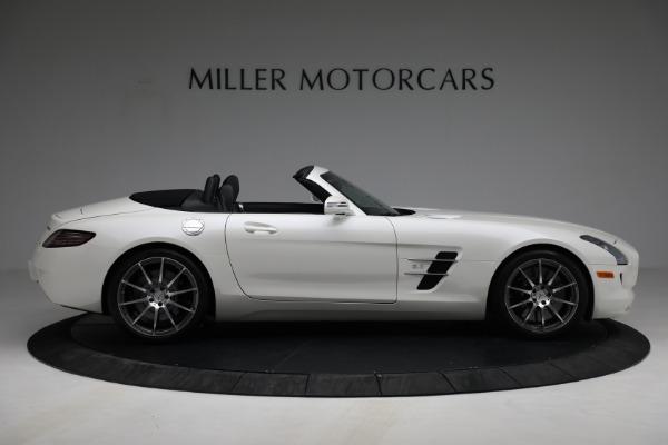 Used 2012 Mercedes-Benz SLS AMG for sale $159,900 at Maserati of Westport in Westport CT 06880 9
