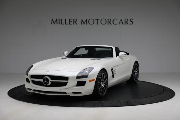 Used 2012 Mercedes-Benz SLS AMG for sale $159,900 at Maserati of Westport in Westport CT 06880 1