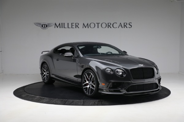 Used 2017 Bentley Continental GT Supersports for sale $189,900 at Maserati of Westport in Westport CT 06880 11