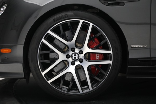 Used 2017 Bentley Continental GT Supersports for sale $189,900 at Maserati of Westport in Westport CT 06880 15