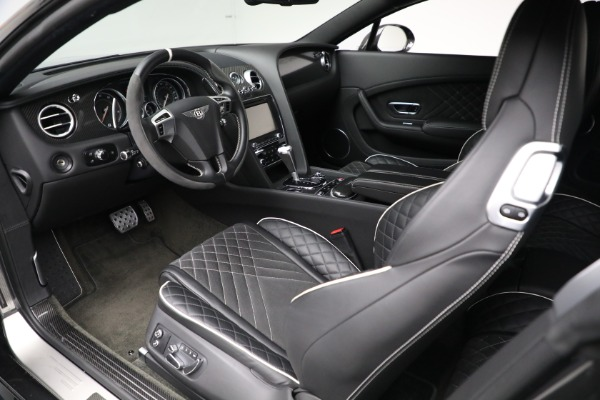 Used 2017 Bentley Continental GT Supersports for sale $189,900 at Maserati of Westport in Westport CT 06880 17