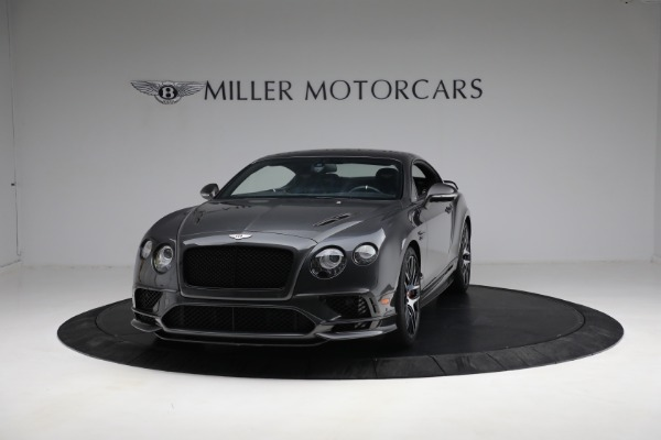 Used 2017 Bentley Continental GT Supersports for sale $189,900 at Maserati of Westport in Westport CT 06880 2
