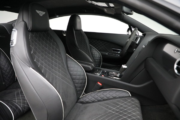 Used 2017 Bentley Continental GT Supersports for sale $189,900 at Maserati of Westport in Westport CT 06880 24
