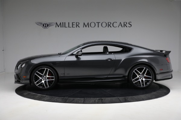 Used 2017 Bentley Continental GT Supersports for sale $189,900 at Maserati of Westport in Westport CT 06880 3
