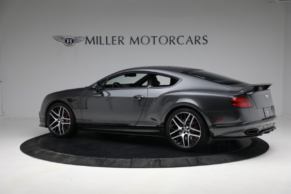 Used 2017 Bentley Continental GT Supersports for sale $189,900 at Maserati of Westport in Westport CT 06880 4
