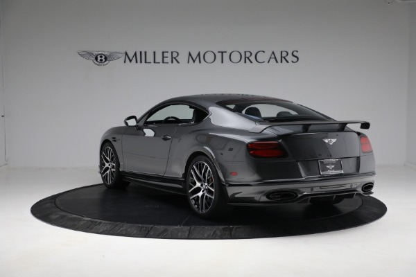Used 2017 Bentley Continental GT Supersports for sale $189,900 at Maserati of Westport in Westport CT 06880 5
