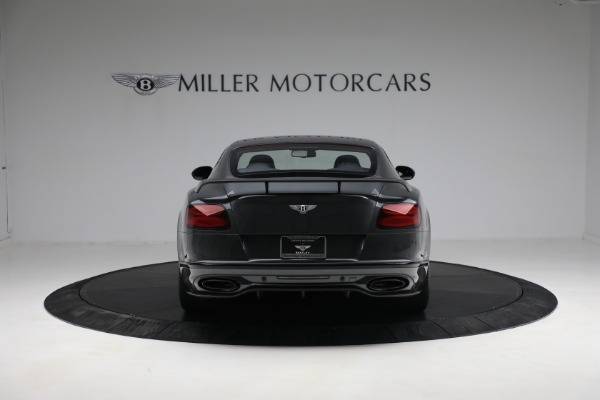 Used 2017 Bentley Continental GT Supersports for sale $189,900 at Maserati of Westport in Westport CT 06880 6