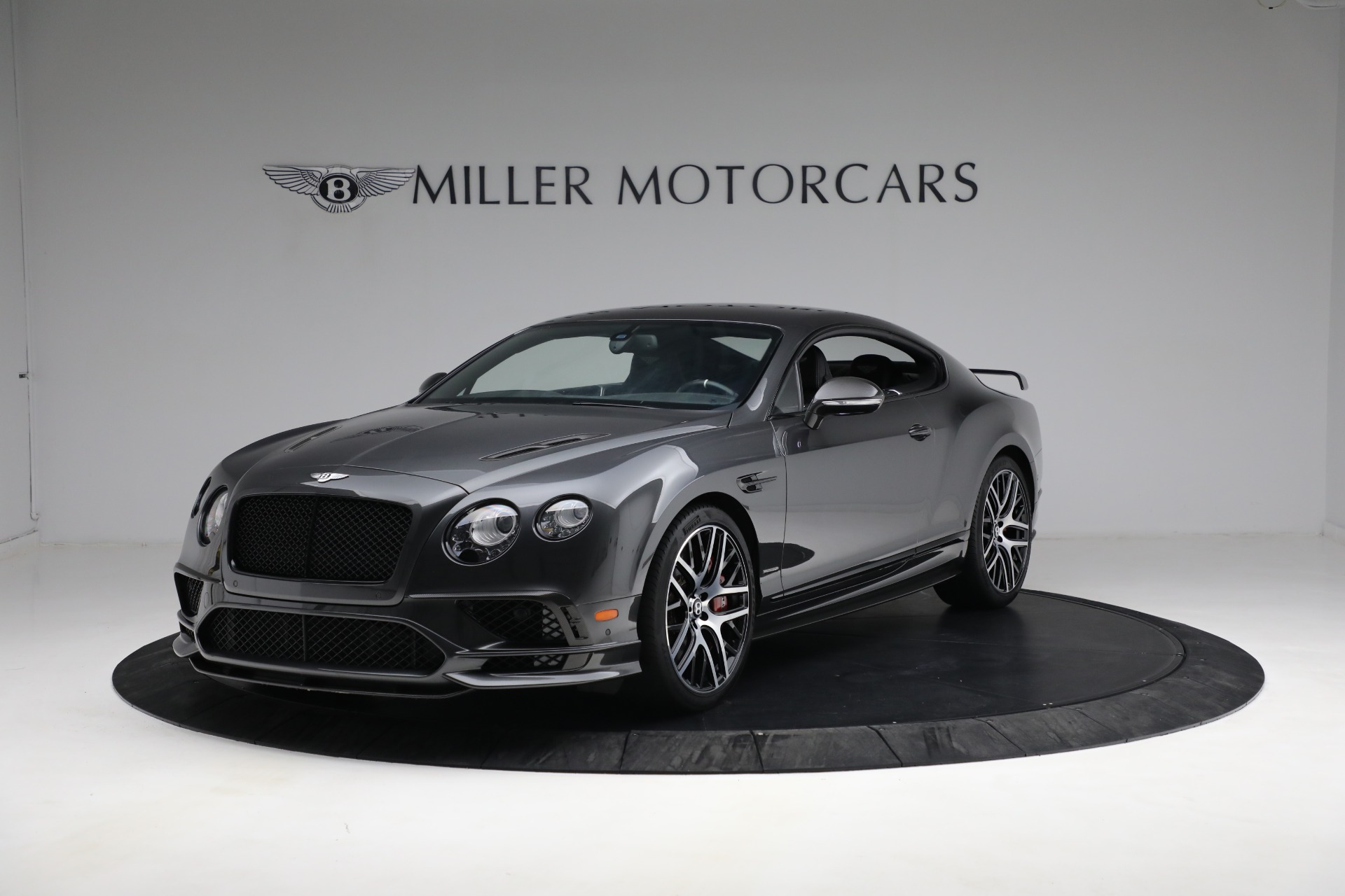 Used 2017 Bentley Continental GT Supersports for sale $189,900 at Maserati of Westport in Westport CT 06880 1