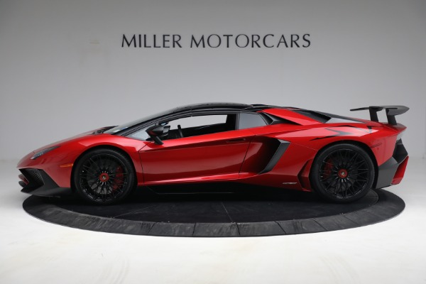 Used 2017 Lamborghini Aventador LP 750-4 SV for sale $589,900 at Maserati of Westport in Westport CT 06880 11