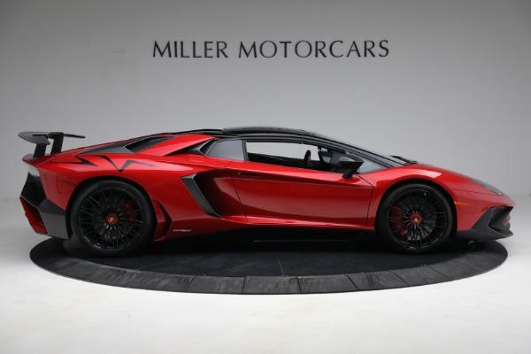 Used 2017 Lamborghini Aventador LP 750-4 SV for sale $589,900 at Maserati of Westport in Westport CT 06880 12