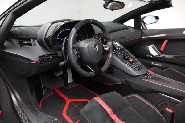 Used 2017 Lamborghini Aventador LP 750-4 SV for sale $589,900 at Maserati of Westport in Westport CT 06880 19