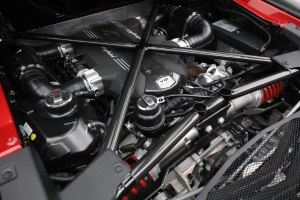 Used 2017 Lamborghini Aventador LP 750-4 SV for sale $589,900 at Maserati of Westport in Westport CT 06880 26