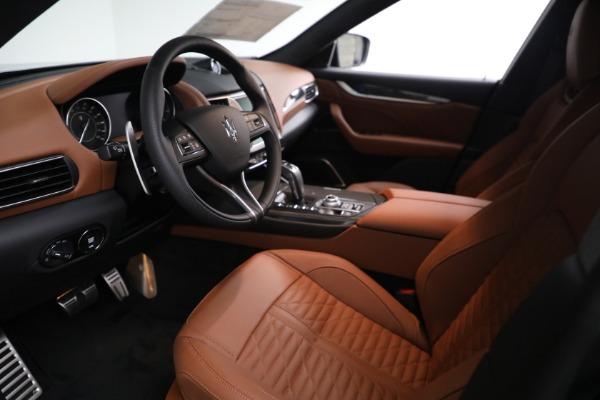 New 2021 Maserati Levante S GranSport for sale $112,899 at Maserati of Westport in Westport CT 06880 13