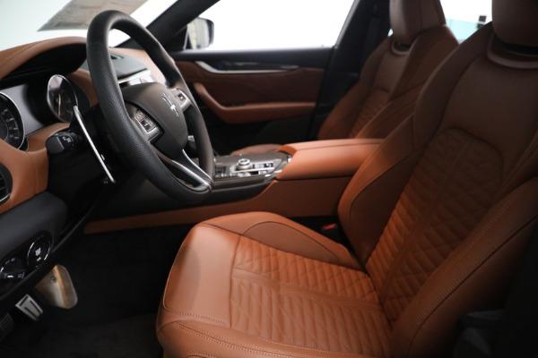 New 2021 Maserati Levante S GranSport for sale $112,899 at Maserati of Westport in Westport CT 06880 14