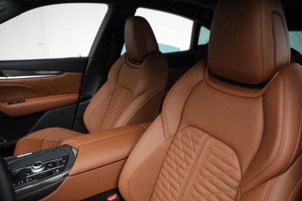 New 2021 Maserati Levante S GranSport for sale $112,899 at Maserati of Westport in Westport CT 06880 15