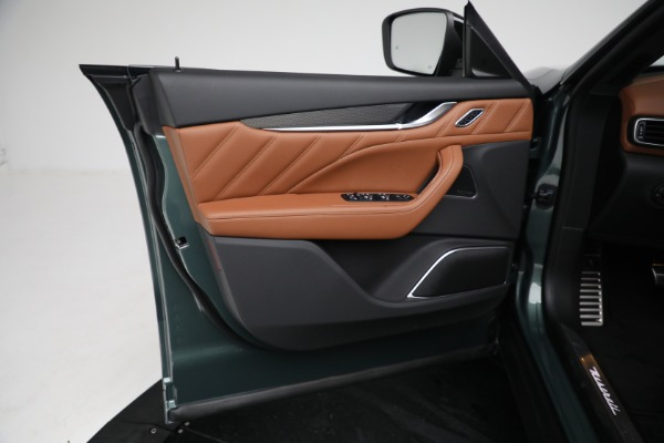 New 2021 Maserati Levante S GranSport for sale $112,899 at Maserati of Westport in Westport CT 06880 16