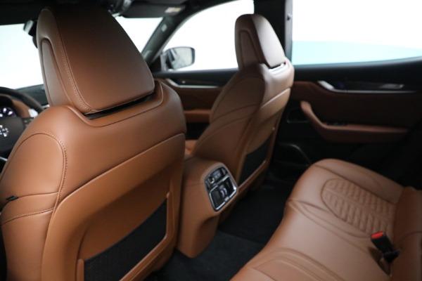 New 2021 Maserati Levante S GranSport for sale $112,899 at Maserati of Westport in Westport CT 06880 17