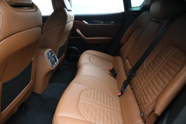 New 2021 Maserati Levante S GranSport for sale $112,899 at Maserati of Westport in Westport CT 06880 18