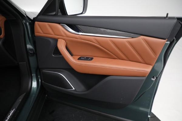 New 2021 Maserati Levante S GranSport for sale $112,899 at Maserati of Westport in Westport CT 06880 21