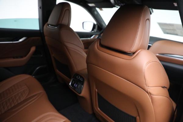 New 2021 Maserati Levante S GranSport for sale $112,899 at Maserati of Westport in Westport CT 06880 22