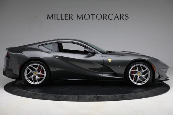Used 2018 Ferrari 812 Superfast for sale Call for price at Maserati of Westport in Westport CT 06880 9