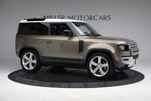 Used 2021 Land Rover Defender 90 First Edition for sale $69,900 at Maserati of Westport in Westport CT 06880 10