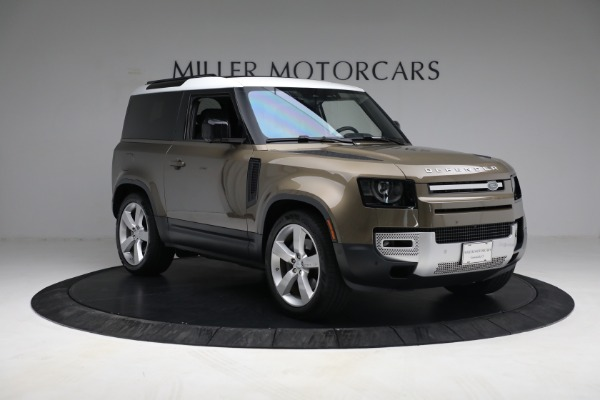 Used 2021 Land Rover Defender 90 First Edition for sale $69,900 at Maserati of Westport in Westport CT 06880 11