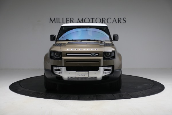 Used 2021 Land Rover Defender 90 First Edition for sale $69,900 at Maserati of Westport in Westport CT 06880 12