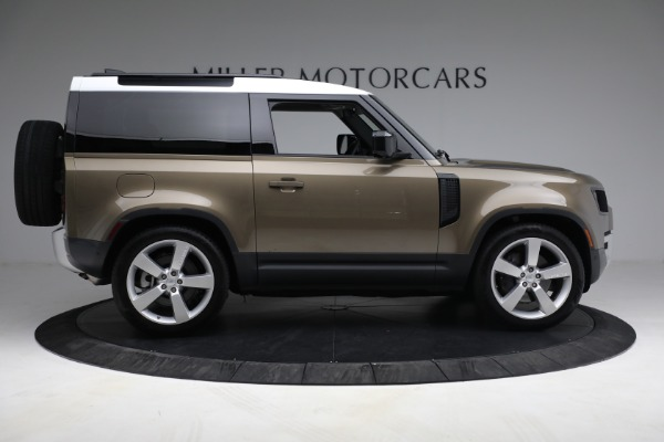 Used 2021 Land Rover Defender 90 First Edition for sale $69,900 at Maserati of Westport in Westport CT 06880 14