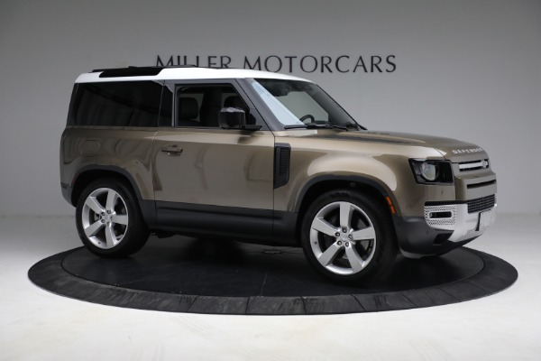 Used 2021 Land Rover Defender 90 First Edition for sale $69,900 at Maserati of Westport in Westport CT 06880 15